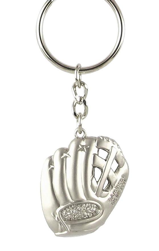 Amazon.com: Nueva York Mets – MLB Guante de béisbol de plata ...