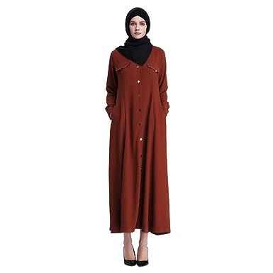 NPRADLA Large Falda Mujeres Musulmanas árabes islámicas del Medio ...
