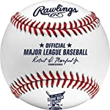 Rawlings Romlbhr16-R Official Major League Baseball 1 Dozen