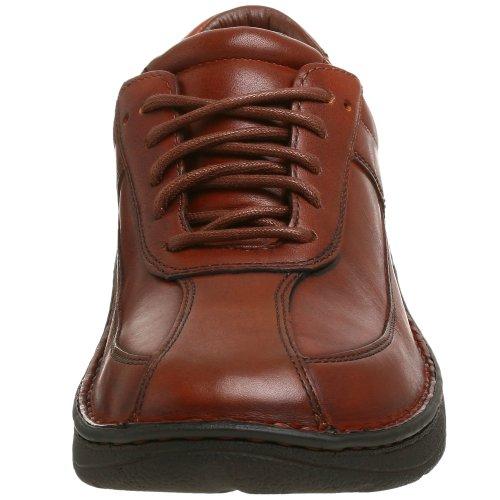 Dessiné Chaussures Hommes Arlington Oxford Antique Brun