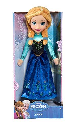 Disney Frozen Anna Plush, Medium (Princess Anna From Frozen)
