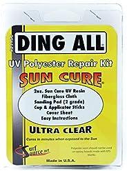Ding All Sun Cure Surfboard Repair Kit