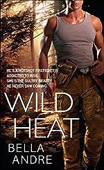 Wild Heat (Hot Shots: Men of Fire Book 1)