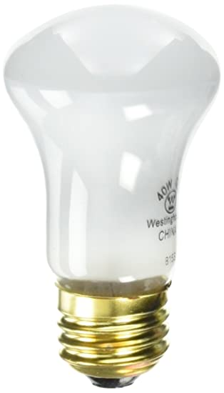 Westinghouse 0363300, 40 Watt, 120 Volt Frosted Incand R16 Light ...:Westinghouse 0363300, 40 Watt, 120 Volt Frosted Incand R16 Light Bulb, 1500  Hour,Lighting