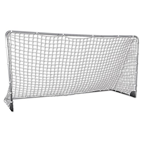 Franklin Sports Premier Folding Goal (10'x5') (Soccer Goals Foldable)