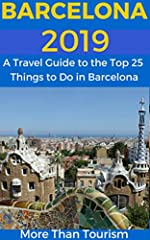 Barcelona Travel Guide shows you the 25 best things to do in Barcelona!Get this Barcelona travel book for just $2.99. Regularly priced at $8.99.Inside you will find many photos, descriptions, and maps of the attractions! Museums and Art Galle...