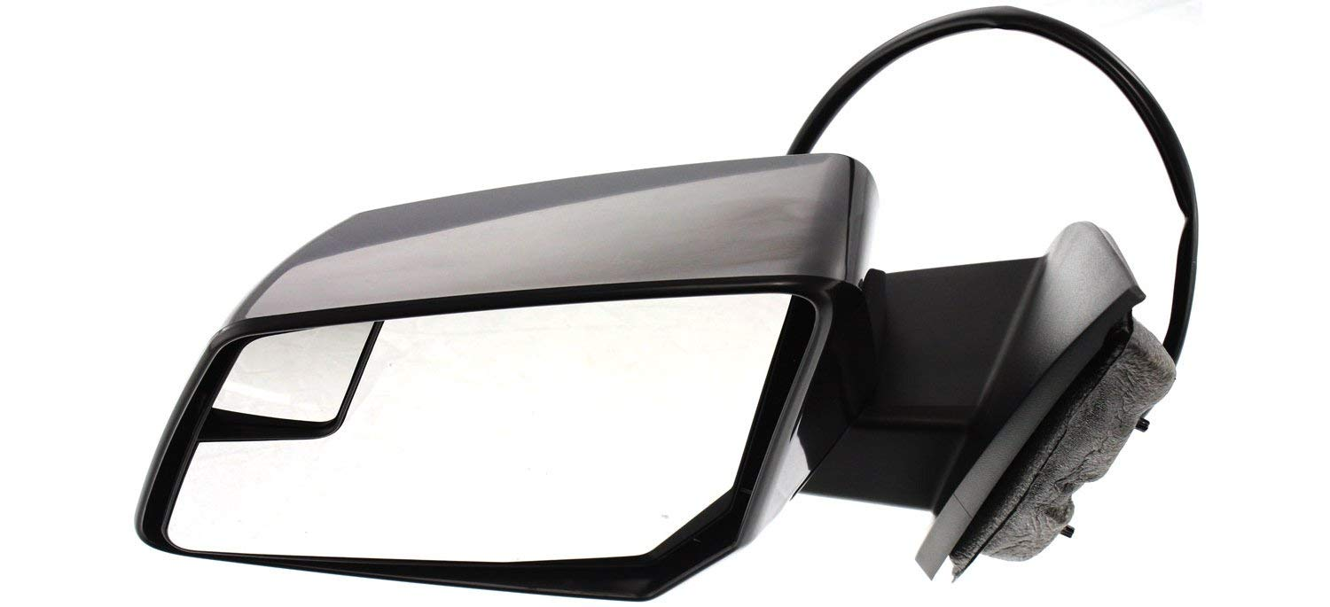 DEPO 335-5433L3EF Driver Side Textured Non-Heated Power Mirror