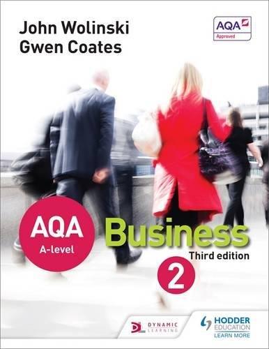Aqa a Level Business 2