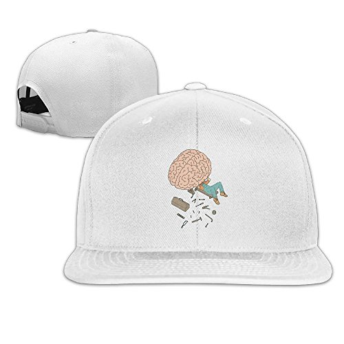 Repairman Fix The Brain Printed Cool Unsex Baseball Cap Hat,Snapback Cap,hip Hop Hat