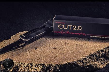 Cut 2.0 (Gimmick + Lien) - Ran rosa
