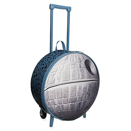 Star Wars Death Rolling Luggage