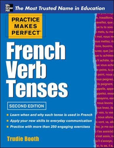 french verb drills - 4
