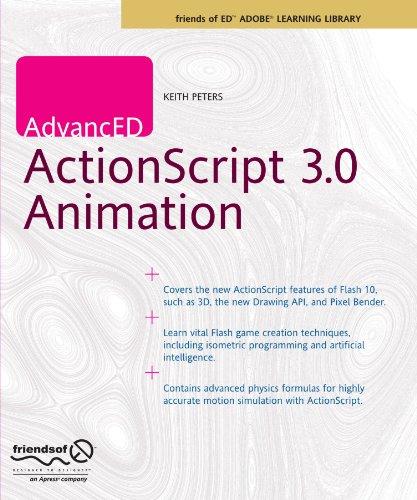 - AdvancED ActionScript 3.0 Animation