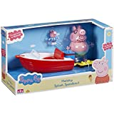 Peppa Pig Holiday Time Splash Speedboat With Figures & Accessory