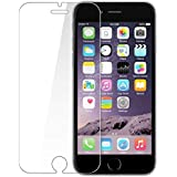 "Merchandise Mafia Screen Protector Compatible IPhone 6s Plus Screen Protector, iPhone 6 Plus Glass Screen Protector (5.5"") Tempered Glass, 9H Hardness, Bubble Free"