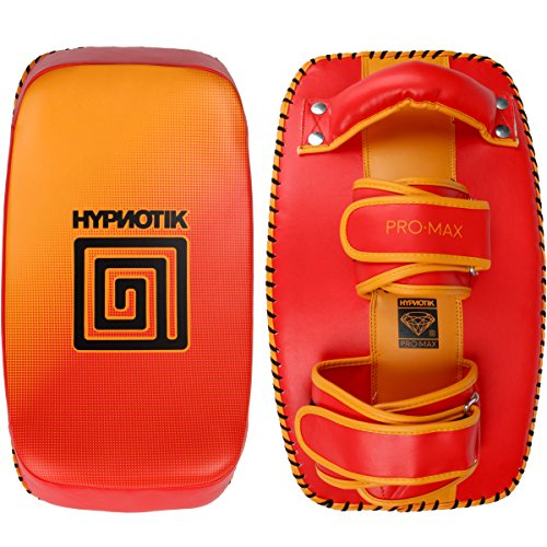 Hypnotik Thai Pads Muay Thai training