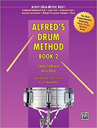 Alfreds Drum Method Book 2