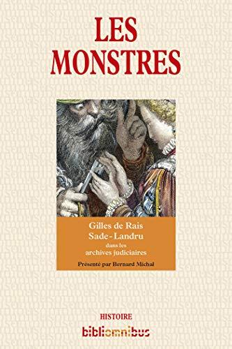 Les Monstres (BIBLIOMNIBUS) (French Edition)]()