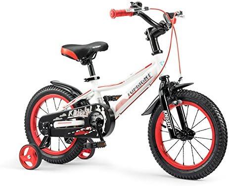 MAZHONG Bicicletas Bicicleta para Niños, Bicicleta Unisex para ...