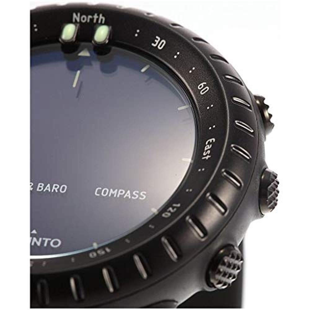 Zoom sur la Suunto Core Digital,