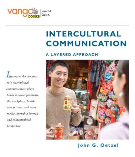 Intercultural Commun.:Layered Appr.