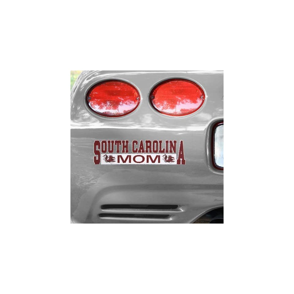 NCAA South Carolina Gamecocks Mom Car Decal
