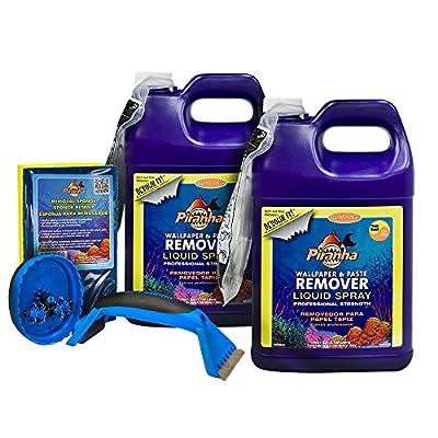 Roman 209932 Roman 209932 2-Gallon Medium Room Liquid Spray Wallpaper Removal Kit, ,