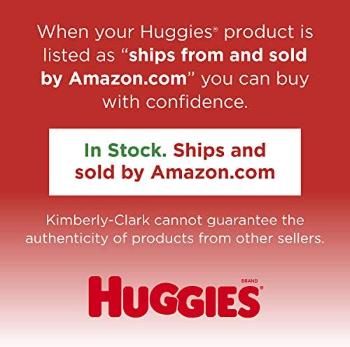 516Colog57L. AC - Huggies Special Delivery Hypoallergenic Baby Wipes, Unscented, 3 Flip-Top Packs (168 Wipes Total)