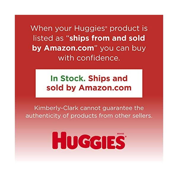 Huggies Snug & Dry Baby Diapers One Month Supply White Size 1 (256 Count) 6