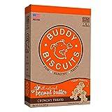 Cheap Cloud Star Itty Bitty Buddy Biscuits Dog Treats, 8oz Box, Peanut Butter
