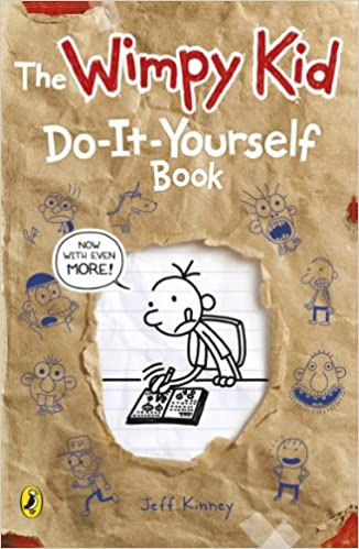 Diary of a wimpy kid do it yourself book amazon jeff kinney diary of a wimpy kid do it yourself book amazon jeff kinney libros en idiomas extranjeros solutioingenieria Image collections