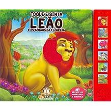 Leão e os Amigos da Floresta - Coleção Toque e Sinta
