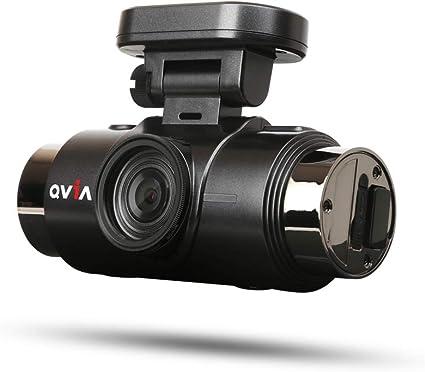 ADAS QVIA QR790S Duo Quad HD 2560 x 1440p 30fps 2 Channel Car Dash Camera with GPS WiFi /& 64GB microSD Card