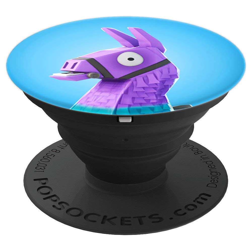 Fortnite Llama PopSockets Stand for Smartphones and Tablets - PopSockets Grip and Stand for Phones and Tablets by Fortnite