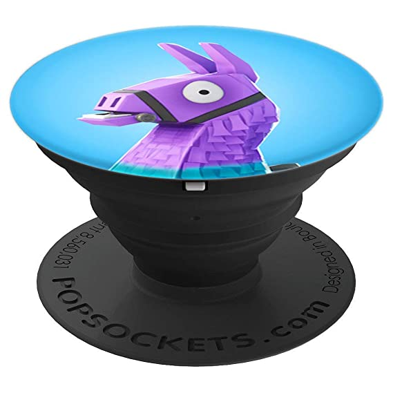 premium selection 79c94 7f541 Fortnite Llama PopSockets Stand for Smartphones and Tablets - PopSockets  Grip and Stand for Phones and Tablets
