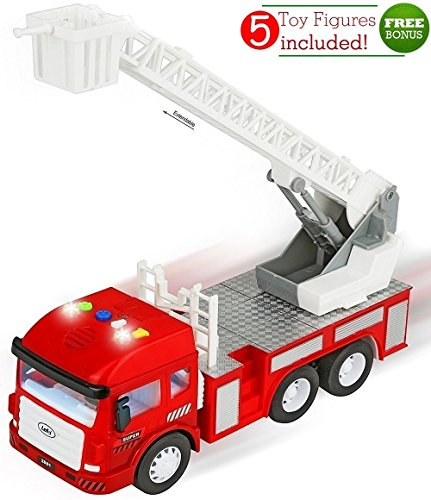 Toy Fire Truck Lights Sounds product image