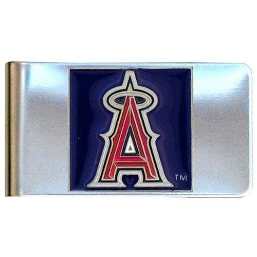 MLB Los Angeles Angels of Anaheim Steel Money ()