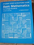 Basic Mathematics for College Students, Wright, D. Franklin, 0669352861