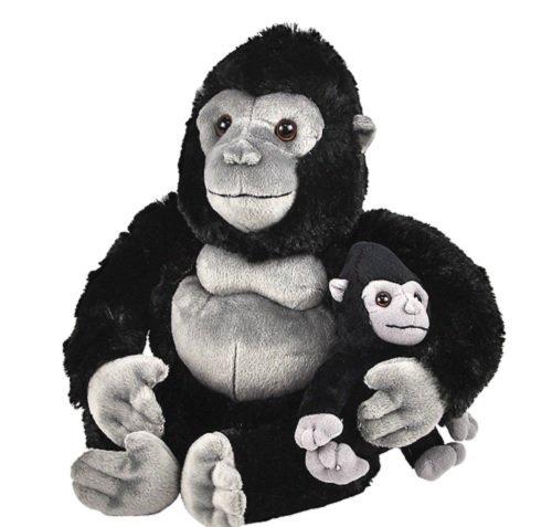 Birth LIfe Gorilla Baby Plush