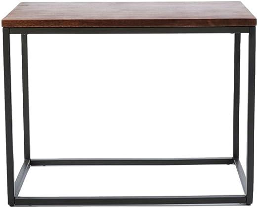 Mesa de centro vintage, sala de estar, mesa de sofá, varios lados ...