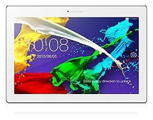 """Lenovo Tab 2 A10-70F - Tablet de 10.1"""" (WiFi, 2 GB RAM, MEMORIA INTERNA DE 16 GB, Android 4.4),color blanco"""
