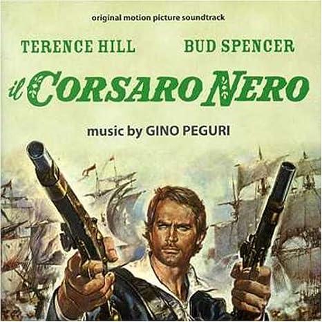 musica da corsaro nero