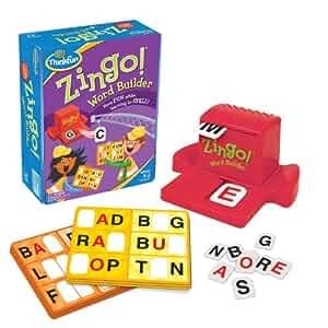Zingo Word Builder Board Game