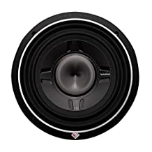 Rockford Fosgate P3SD2-10 Punch P3S 10-Inch 2-Ohm DVC Shallow Subwoofer