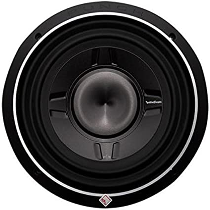 """New Rockford Fosgate P3SD2-10 600W 10/"""" Dual 2 Ohm Shallow Mount Truck Subwoofer"""