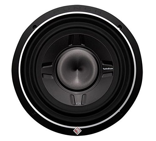 Rockford Fosgate P3SD2-10 Punch P3S 10-Inch 2-Ohm DVC Shallow Subwoofer primary