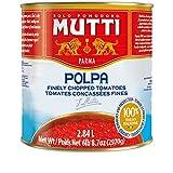 Mutti Finely Chopped Tomatoes 2970 Gram