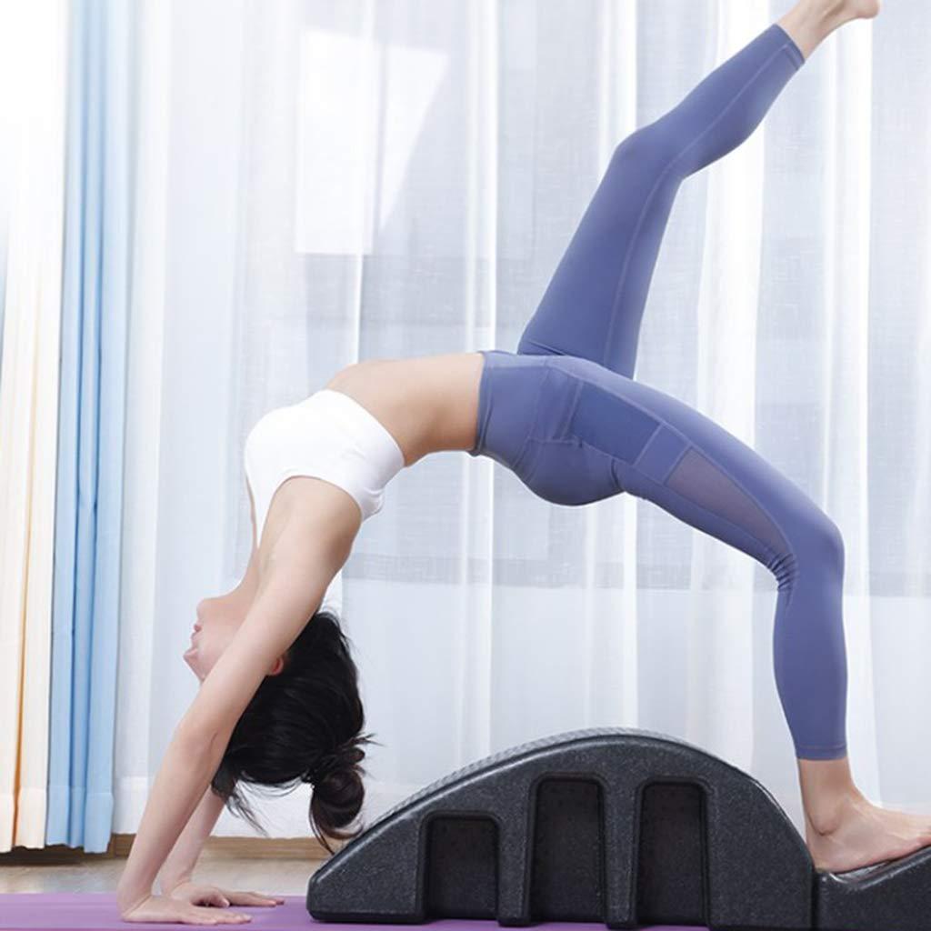Amazon.com: YONDH Yoga Pilates Chiropractic Bed, Kyphosis ...