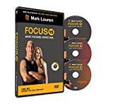 Mark Lauren DVD Set | Focus 15 | The Ultimate Workout 3 DVD