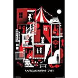 Trends International RP14268 American Horror Story Graphic Wall Poster